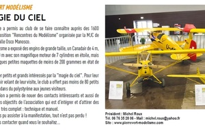 Magie du Ciel - Article Renard d'Or N°152